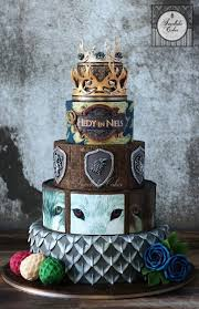 Wedding Cake Games Game Of Thrones Inspired Birthday And Wedding Cake Ideas