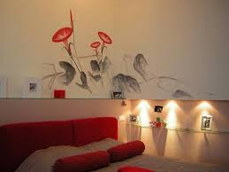 wall decoration painting 20 wall murals changing modern interior