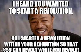 What Is Meme In French - the french revolution in a nutshell imgflip