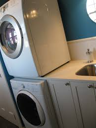 Laundry Room Utility Sink Ideas by Love The Easy Built In Utility Sink And Stacked Washer Dryer For A