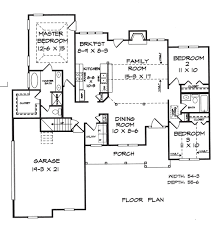 Builders House Plans by Atkins House Plans Floor Plans Architectural Drawings Blueprints