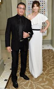 Talia Shire Topless - sylvester stallone and wife jennifer flavin stun at gala daily