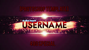 template youtube photoshop cc photoshop cc youtube banner template free download speedart youtube