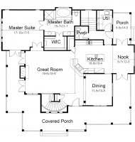 single house plans with wrap around porch one house plans with porch one floor house plans with