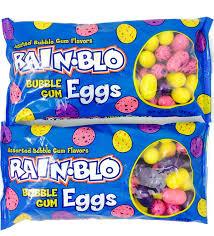 easter egg gum blo gum easter eggs 10 ounce pack of 2