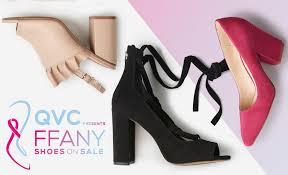 qvc presents ffany shoes on sale qvc