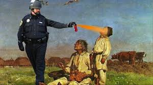 John Pike Meme - what do occupy protesters think about pepper spray cop being awarded