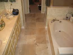 tile bathroom floor ideas tiles create ambience your desire with travertine tile bathroom