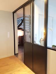 porte style atelier d artiste verrières métalliques sur mesure métallerie martin