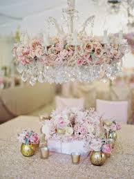 wedding decor ideas of glamorous chandeliers wedding decor ideas 15