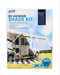 Rv Sun Shades For Awnings Awning Afternoon Ez Zipblockers Weather Resistant X Motorhome