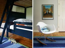 bedroom ideas awesome cool modern blue and bunk bed boys room