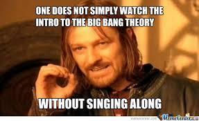 Big Bang Theory Meme - the big bang theory by pagge2k meme center