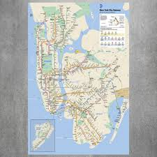 online get cheap subway posters aliexpress com alibaba group