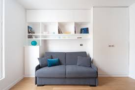 petit canapé pour studio un petit studio plein d astuces galerie photos d article 7 13