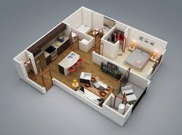 2 bedroom house plans by house planology for a small family home