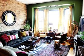 eclectic style living rooms global eclectic style for the chicago home 50