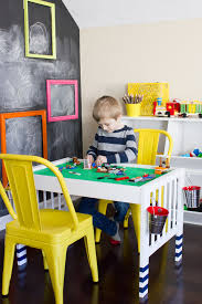 Ikea Changing Table Hack Diy Lego Table Ikea Hack Erin Spain