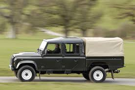 range rover defender pickup report land rover developing pickup to rival vw amarok ford