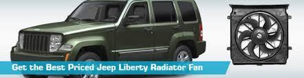 2005 jeep liberty radiator fan jeep liberty radiator fan cooling system crash tyc