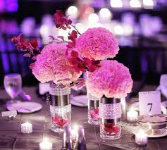 Sweet 16 Table Centerpieces 19 Best Center Pieces Images On Pinterest Centrepiece Ideas