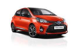 toyota hatchback 2016 toyota yaris orange edition is unmistakably orange