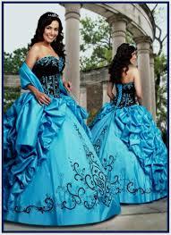 Wedding Dresses Light Blue Black And Baby Blue Wedding Dresses Naf Dresses