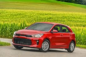 2018 kia rio features review the car connection