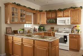 white appliance kitchen ideas kitchens with white appliances and oak cabinets kyprisnews