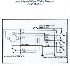 car wiring jeep cj wiper motor wiring diagram fesruns horn 86 on