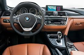 Bmw 330 Interior 2014 Bmw 435i Convertible First Test Motor Trend