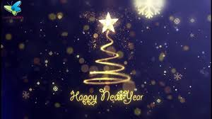 happy new year wishes beautiful new year greetings animation