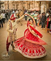 11 indian brides who show why red is the perfect color for your