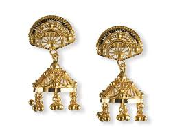 punjabi jhumka earrings 9 best the punjabi collection images on punjabi