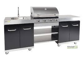 cuisine gaz cuisine d extérieur summer gaz évier plancha brûleurs cook in