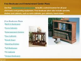 Free Woodworking Plans Bookcase by Freeww Com Sample Free Woodworking Plans