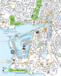 Map Of France Cities by La Rochelle Maps France Maps Of La Rochelle