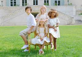 tenue enfant mariage la tenue des enfants d honneur les petits inclassables