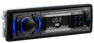 amazon com boss audio 612ua single din mp3 usb sd am fm car