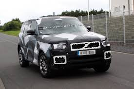 land rover mitsubishi scoop land rover masks new 2014 range rover sport as a u2026volvo
