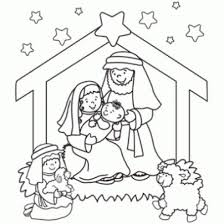 good nativity scene coloring pages 60 free coloring book