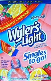 wyler s light singles to go nutritional information wyler s light soft drink mix singles to go lemonade ketodb