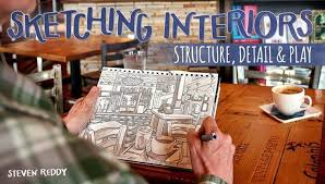 Steven Rich Interiors Get Comfortable Sketching On Location U2014 Craftsy Craftsy