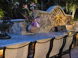 Cheap Outdoor Kitchen Ideas Kitchen Simple And Neat Outdoor Kitchen Decoration Using Outdoor