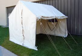 wall tent information