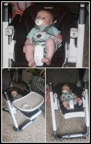 chaise haute siesta j ai testé la chaise siesta de peg perego