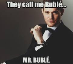 Michael Buble Meme - i love michael buble home facebook