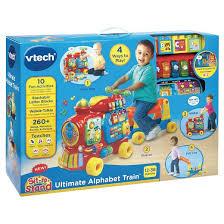 vtech ultimate alphabet train target