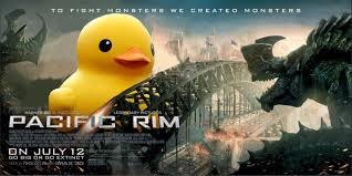 pacific duck big yellow duck know your meme