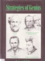 strategies of genius vol i aristotle